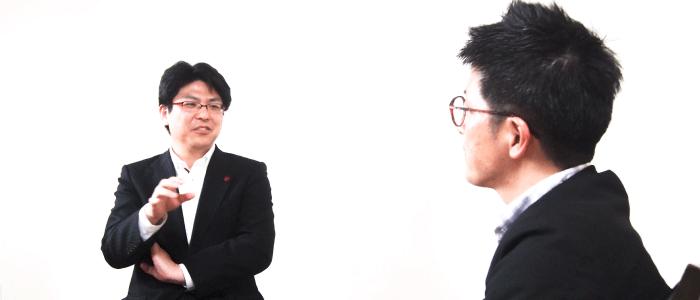 小林氏対談風景4